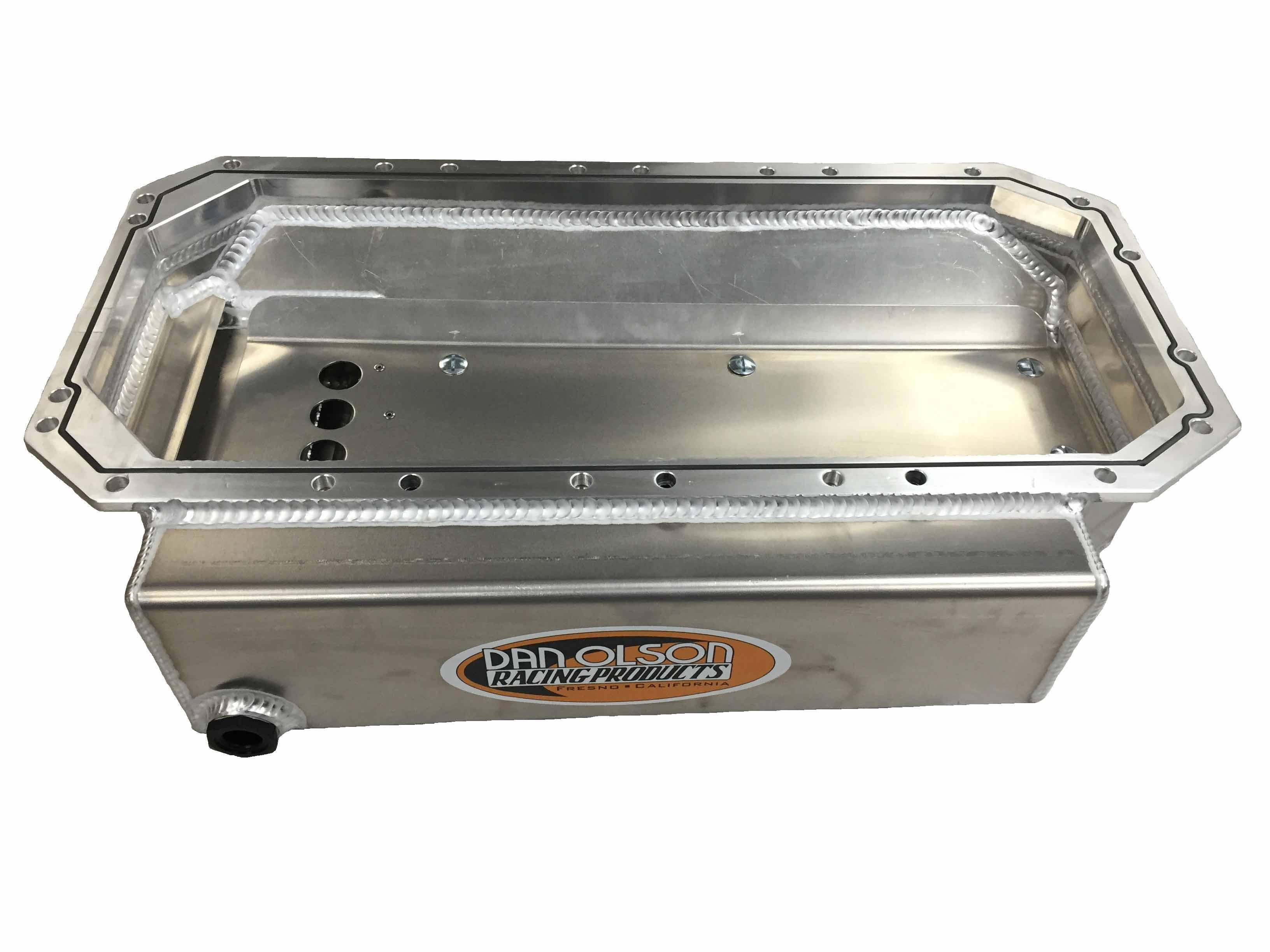 Oil Pans, Pickups & Pumps