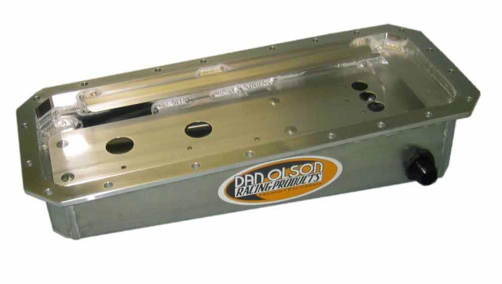 TFX 2002 - 96 Oil Pans, Etc.