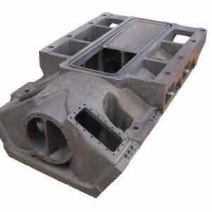 Top Fuel Stage III Intake Manifolds