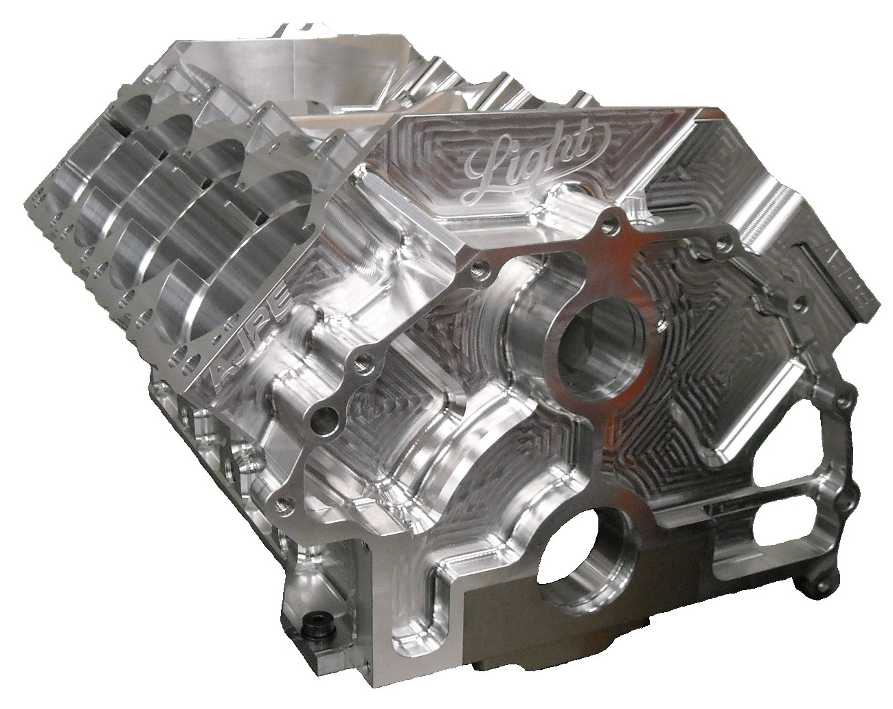TFX Light Alky Hemi Blocks